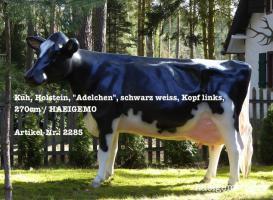 Foto 2 HOLSTEIN KUH  ::: DEKORATIONSFUGUR FÜR IHREN GARTEN ...
