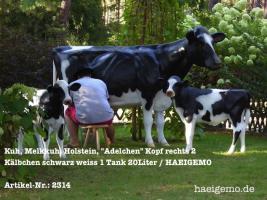 Foto 3 HOLSTEIN KUH  ::: DEKORATIONSFUGUR FÜR IHREN GARTEN ...