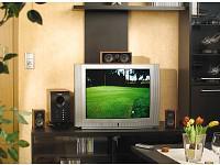 Foto 2 HOME-THEATER Surround-Sound-System 5.1 mit Fernbedienung