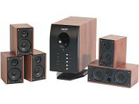 Foto 3 HOME-THEATER Surround-Sound-System 5.1 mit Fernbedienung