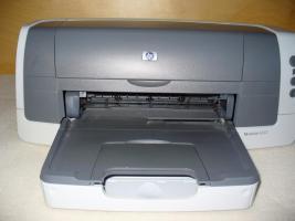 HP Deskjet 6122 Tintenstrahldrucker (Farbe & Schwarz)