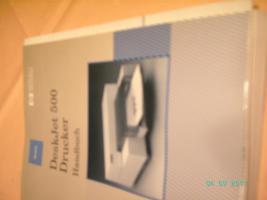 HP Drucker DeskJet 500