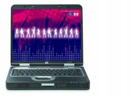 HP NC8000 Intel Pentium M 1600MHz