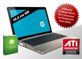 HP Notebook Stylebody G62