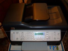 Foto 2 HP Office Jet L7580 all in one