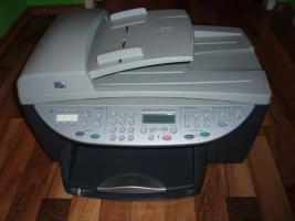 HP Officejet 6110 Multifunktionsger�t