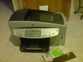 HP Officejet all in one 7210