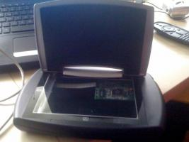 Foto 3 HP Photo Scanner 1000!