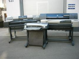 Foto 7 HP Trailing Kabel für DesignJet 230,250C,330,350C,430,450C