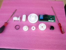 Foto 8 HP Trailing Kabel für DesignJet 230,250C,330,350C,430,450C
