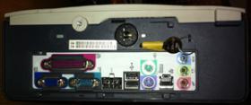 Foto 3 HP e-PC 40 Celeron 1GHz, 256MB, 20GB, Mini PC Computer