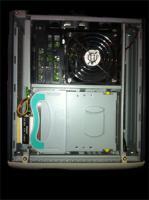 Foto 4 HP e-PC 40 Celeron 1GHz, 256MB, 20GB, Mini PC Computer