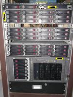 Foto 2 HP servers and MSA60 are for sale