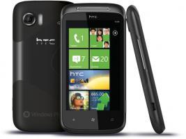 HTC 7 Mozart WIE NEU +Schutzfolie + Markentasche