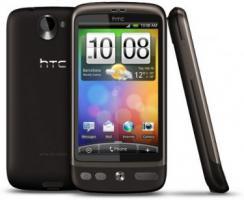 HTC Desire für Geschäftskunden