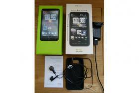 HTC Desire HD smartphone, wie neu