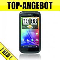 HTC Sensation mit 4 Flatrates für 1 EUR, nur 35 EUR GG