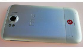 Foto 3 HTC Sensation XL Beats weiss gebraucht