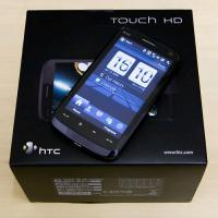 HTC Touch Blackstone HD T8282 WIE NEU + NAVI