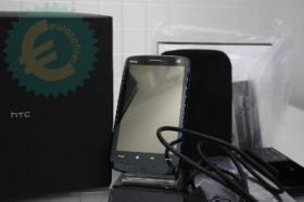HTC Touch HD Blackstone schwarz TOP Zustand