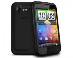 HTC-Wildfire S, schwarz, neuwertig
