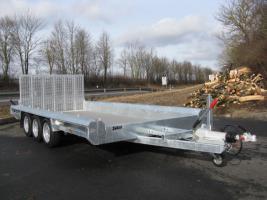 hulco terrax 3 maschinentransporter 394x180cm 3 5t preis. Black Bedroom Furniture Sets. Home Design Ideas