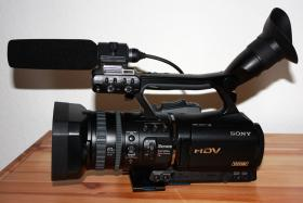 HVR-V1E Camcorder High Definition FULL HD