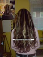 Foto 4 Haarverlängerung Stuttgart -spezialisiert auf Extensions-europäische und indische Echthaare