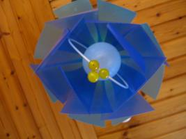 Foto 2 Haba Deckenlampe Kornblume