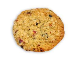 Foto 2 Haferflocken - Vital Beeren Cookies