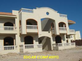Foto 2 Halbe Rohbau Villen in Hurghada