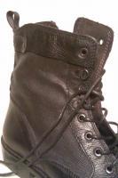 Foto 3 Halbhohe Leder Schuhe