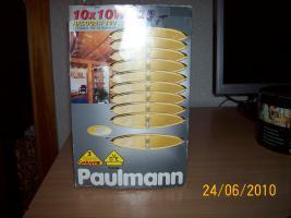 Foto 3 Halogen Einbau-Strahler von PAULMANN