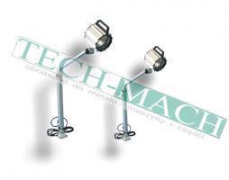 Halogenlampe für Arbeitsplatze / Halogen-Arbeitsleuchte / Maschinenlampe