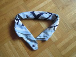Foto 3 Halstuch, kariert, blau
