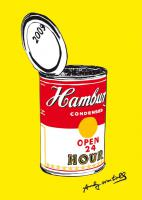 Foto 2 Hamburg-Postkarten im Stil berühmter Maler