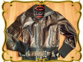 Hammer Jacke Bronzefarben- TOP