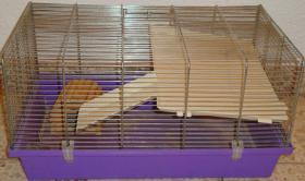 Hamsterk�fig