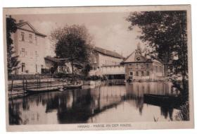Hanau - Kinzigpartie 1917