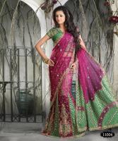 Hand work wedding Designer lehengas Sarees