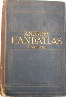 Handatlas  vonRichard Andrees