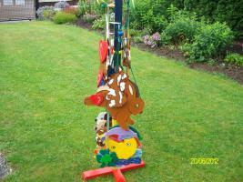 Foto 4 Handbemalte  Holzfiguren