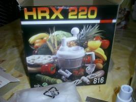 Handbetriebene Küchenmaschine HRX 220