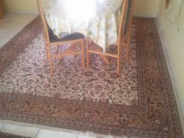 Foto 2 Handgearbeiteter Orient-Teppich 300cm x 250cm