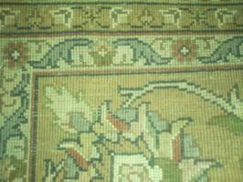 Foto 3 Handgearbeiteter Orient-Teppich 300cm x 250cm