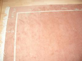 Foto 5 Handgeknüpfter Teppich 200x300 cm terra