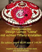 Handgemachte Design Tischlampe