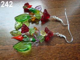 Foto 5 Handgemachte Ohrringe!