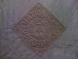 Foto 2 Handgesticktes DDR-Emblem