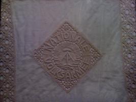 Foto 3 Handgesticktes DDR-Emblem